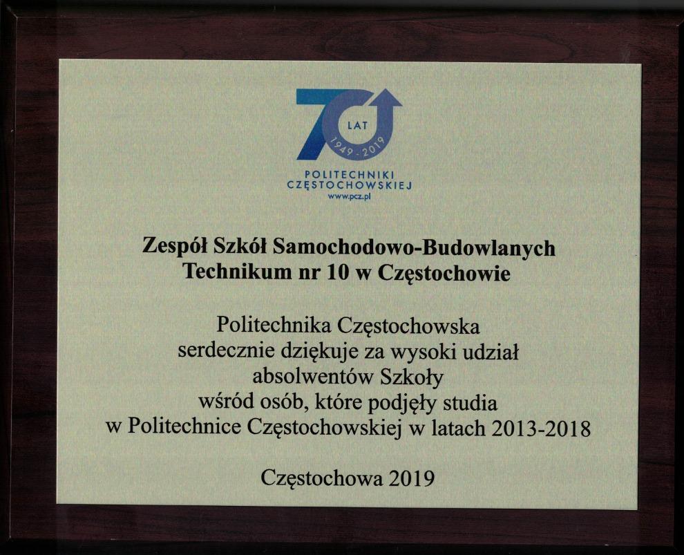 podziekowania p.cz